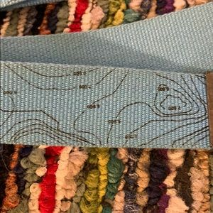 H&M Accessories - 😎🔥 H&M Topography Graphic Belt